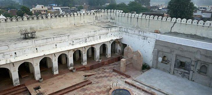 Temple en Inde
